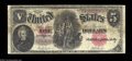 Large Size:Group Lots, Fr. 18, Fr. 30, and Fr. 87. The two Aces grade Very Good,... (3 notes)
