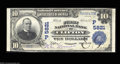 Clifton, AZ - $10 1902 Plain Back Fr. 633 The First NB Ch. # (P)5821 A wonderful new discovery that comes from the fami...