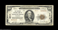 National Bank Notes:Colorado, Colorado Springs, CO - $100 1929 Ty. 2 The Exchange NB ...