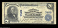 National Bank Notes:Colorado, Denver, CO - $20 1902 Plain Back Fr. 650 The United ...