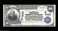 National Bank Notes:District of Columbia, District of Columbia, DC - $10 1902 Plain Back Fr. 624