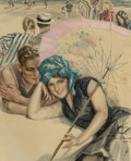 Works on Paper, Harrison Fisher (American, 1875-1934) The Fi...