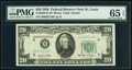 Small Size:Federal Reserve Notes, Fr. 2059-H* $20 1950 Federal Reserve Star Note. PMG Gem Un...