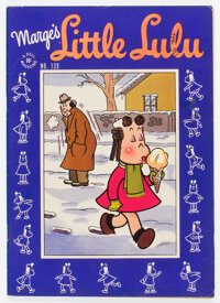 Four Color #139 Marge's Little Lulu (Dell, 1947) Condition: FN+