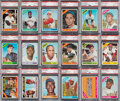 Baseball Cards:Singles (1960-1969), 1966 Topps Baseball Complete Set (598). Featuring...