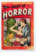 Golden Age (1938-1955):Horror, Tales of Horror #2 (Toby Publishing, 1952) Condition: Apparent GD....