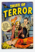 Golden Age (1938-1955):Horror, Tales of Terror #1 (Toby Publishing, 1952) Condition: VG-....
