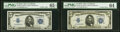 Small Size:Silver Certificates, Fr. 1651 $5 1934A Silver Certificate. PMG Choice Uncircula...