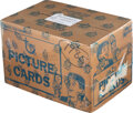 Baseball Cards:Unopened Packs/Display Boxes, 1985 Topps Baseball Vending Case with Twenty-Four 500 Coun...