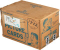 Baseball Cards:Unopened Packs/Display Boxes, 1982 Topps Baseball Vending Case With Twenty-Four, 500-Count Boxes. ...