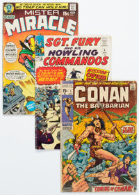 Silver to Modern Age Comics Group of 30 (Various Publishers, 1964-84) Condition: Average GD.... (Total: 30 )