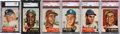 Baseball Cards:Sets, 1953 Topps Baseball Complete Set (274). Offered is...