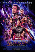 """Movie Posters:Action, Avengers: Endgame (Walt Disney Studios, 2019). Rolled, Very Fine+. International One Sheet (27"""" X 40"""") DS Advance. Action.. ..."""