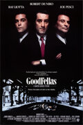 """Movie Posters:Crime, Goodfellas (Warner Bros., 1990). Rolled, Very Fine. International One Sheet (27"""" X 40.5"""") SS. Crime.. ..."""