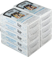 1989-90 Collegiate Collection North Carolina Second Edition Hobby Boxes (10)