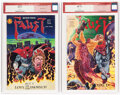 Modern Age (1980-Present):Alternative/Underground, Faust #1 and 6 CGC-Graded Group (Northstar Publishing, 1989-90).... (Total: 2 Comic Books)