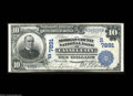 National Bank Notes:Kentucky, Cannel City, KY - $10 1902 Date Back Fr. 617 Morgan ...