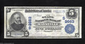 National Bank Notes:Kentucky, Maysville, KY - $5 1902 Plain Back Fr. 598 The State NB