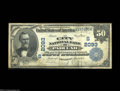 National Bank Notes:Kentucky, Paducah, KY - $50 1902 Date Back Fr. 672 The City NB ...