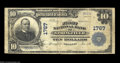 National Bank Notes:Kentucky, Springfield, KY - $10 1902 Plain Back Fr. 627 The First ...