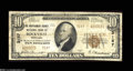 National Bank Notes:Maryland, Rockville, MD - $10 1929 Ty. 2 The Montgomery County NB