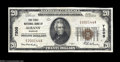 National Bank Notes:Missouri, Albany, MO - $20 1929 Ty. 1 The First NB Ch. # 7205