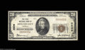National Bank Notes:Missouri, Appleton City, MO - $20 1929 Ty. 1 The First NB Ch. # ...