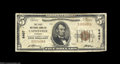 National Bank Notes:Missouri, Cainesville, MO - $5 1929 Ty. 1 The First NB Ch. # ...