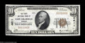 National Bank Notes:Missouri, Cape Girardeau, MO - $10 1929 Ty. 1 The First NB Ch. # ...