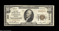 National Bank Notes:Missouri, Carthage, MO - $10 1929 Ty. 1 The First NB Ch. # 3005