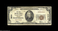 National Bank Notes:Missouri, Cassville, MO - $20 1929 Ty. 1 The First NB Ch. # 8979
