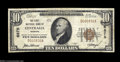 National Bank Notes:Missouri, Centralia, MO - $10 1929 Ty. 1 The First NB Ch. # 6875