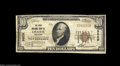 National Bank Notes:Missouri, Chaffee, MO - $10 1929 Ty. 1 The First NB Ch. # 9928