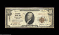 National Bank Notes:Missouri, Clayton, MO - $10 1929 Ty. 1 The Clayton NB Ch. # ...