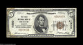 National Bank Notes:Missouri, Dexter, MO - $5 1929 Ty. 1 The First NB Ch. # 11320