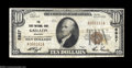 National Bank Notes:Missouri, Gallatin, MO - $10 1929 Ty. 1 The First NB Ch. # 5827