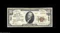 National Bank Notes:Missouri, Golden City, MO - $10 1929 Ty. 2 The First NB Ch. # ...