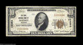 National Bank Notes:Missouri, Holden, MO - $10 1929 Ty. 1 The First NB Ch. # 10384