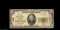 National Bank Notes:Missouri, Jasper, MO - $20 1929 Ty. 1 The First NB Ch. # 6369