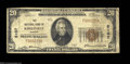 National Bank Notes:Missouri, A Bank Type Set of Kirksville 1929 Issuers