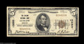 National Bank Notes:Missouri, Ludlow, MO - $5 1929 Ty. 1 The Ludlow NB Ch. # 13293