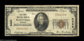 National Bank Notes:Missouri, Maryville, MO - $20 1929 Ty. 1 The First NB Ch. # 3268