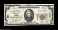 National Bank Notes:Missouri, Mexico, MO - $20 1929 Ty. 1 The First NB Ch. # 2881