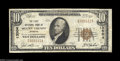 National Bank Notes:Missouri, Mount Vernon, MO - $10 1929 Ty. 1 The First NB Ch. # ...