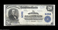 National Bank Notes:Missouri, Sedalia, MO - $20 1902 Plain Back Fr. 653 The Sedalia NB