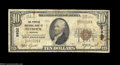 National Bank Notes:Missouri, Seymour, MO - $10 1929 Ty. 1 The Peoples NB Ch. # 9932