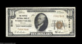 National Bank Notes:Missouri, Warrensburg, MO - $10 1929 Ty. 1 The Peoples NB Ch. # ...