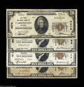 National Bank Notes:Missouri, Four Missouri Nationals - Four Banks - Three Cities