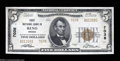 National Bank Notes:Nevada, Reno, NV - $5 1929 Ty. 2 First NB Ch. # 7038