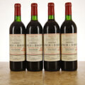 Red Bordeaux, Chateau Lynch Bages 1985 . Pauillac . 3bn, 3ts, 8lbsl, 1cc, 1sdc, 1spc. Bottle (8). ... (Total: 8 ...